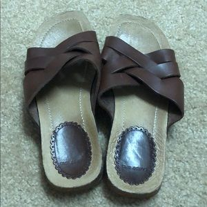 Leather Sandals 👡